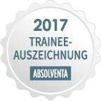 Logo Trainee Initiative von Absolventa