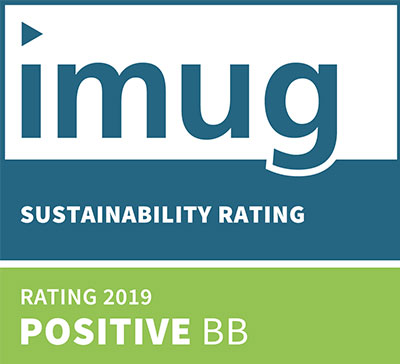 Logo imug-rating Sustainability